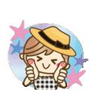 【毎日つかえる言葉♥3】ゆるカジ女子(個別スタンプ:4)
