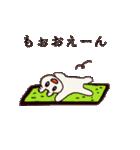 岡山弁をしゃべるぶうちゃん1(個別スタンプ:36)