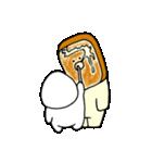 おにぎりくんと食パンくん(個別スタンプ:18)