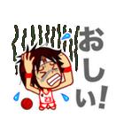 ホームサポーター バスケ編(個別スタンプ:29)