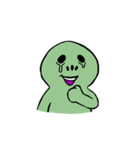 なんか豆(個別スタンプ:02)