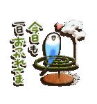 インコちゃんの夏(個別スタンプ:19)