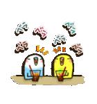 インコちゃんの夏(個別スタンプ:22)