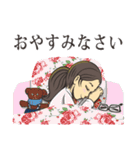 トモちゃんのいつもの生活(個別スタンプ:30)