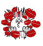 ブラコニ☆飛び出すラブスタンプ(個別スタンプ:03)