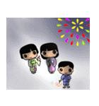 Pretty kids 3 番外編(個別スタンプ:10)