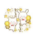 いちごとオレンジ♡うさぎとネコ(個別スタンプ:13)
