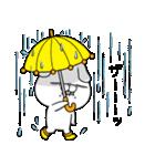 毒舌うさこの梅雨(漫画風)(個別スタンプ:6)