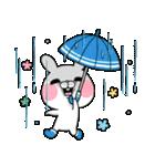 毒舌うさこの梅雨(漫画風)(個別スタンプ:8)