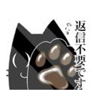 黒ねこ☆小梅のぶな~んなスタンプ2(個別スタンプ:13)