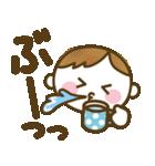 男の子ママ必見♥ムスコトーーク!!(基本)(個別スタンプ:24)
