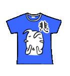 メッセージはTシャツで☆~ウサギ星人ver~(個別スタンプ:19)