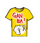 メッセージはTシャツで☆~ウサギ星人ver~(個別スタンプ:21)