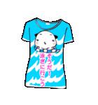 メッセージはTシャツで☆~ウサギ星人ver~(個別スタンプ:28)