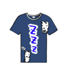 メッセージはTシャツで☆~ウサギ星人ver~(個別スタンプ:37)