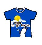 メッセージはTシャツで☆~ウサギ星人ver~(個別スタンプ:39)