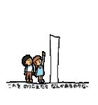 乗り越えスタンプ for 夫婦(個別スタンプ:24)