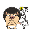 Pigman,Are you OK? - Debut(English)(個別スタンプ:28)