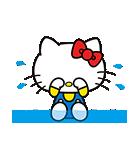 ハローキティ 飛び出す! ポップアップ☆(個別スタンプ:04)