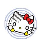 ハローキティ 飛び出す! ポップアップ☆(個別スタンプ:08)
