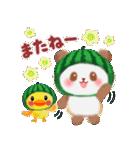 すいかパンダさん(個別スタンプ:39)