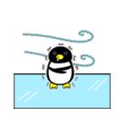 いつでもペンギンがみてる(個別スタンプ:13)