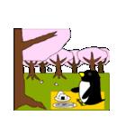 いつでもペンギンがみてる(個別スタンプ:26)
