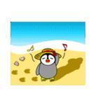いつでもペンギンがみてる(個別スタンプ:29)