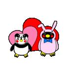 いつでもペンギンがみてる(個別スタンプ:38)