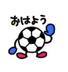サッカー 1(個別スタンプ:01)