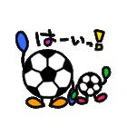 サッカー 1(個別スタンプ:08)