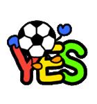 サッカー 1(個別スタンプ:15)