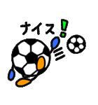 サッカー 1(個別スタンプ:16)