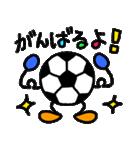 サッカー 1(個別スタンプ:18)