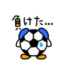 サッカー 1(個別スタンプ:20)