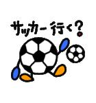 サッカー 1(個別スタンプ:21)