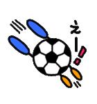 サッカー 1(個別スタンプ:28)