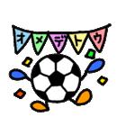 サッカー 1(個別スタンプ:31)