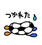 サッカー 1(個別スタンプ:34)