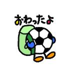 サッカー 1(個別スタンプ:36)