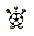 サッカー 1(個別スタンプ:38)