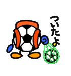 サッカー 1(個別スタンプ:39)