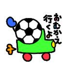 サッカー 1(個別スタンプ:40)