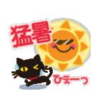 【夏〜真夏】大人女子♥丁寧&気づかい言葉(個別スタンプ:6)