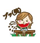 【夏〜真夏】大人女子♥丁寧&気づかい言葉(個別スタンプ:29)