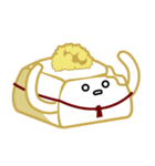 ゆとり豆腐(個別スタンプ:18)