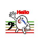 楽譜記号くん(1)(個別スタンプ:01)