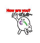 楽譜記号くん(1)(個別スタンプ:04)