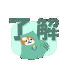 くつした柴ちゃん(個別スタンプ:38)