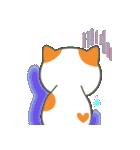 敬語の猫すたんぷ!(個別スタンプ:18)
